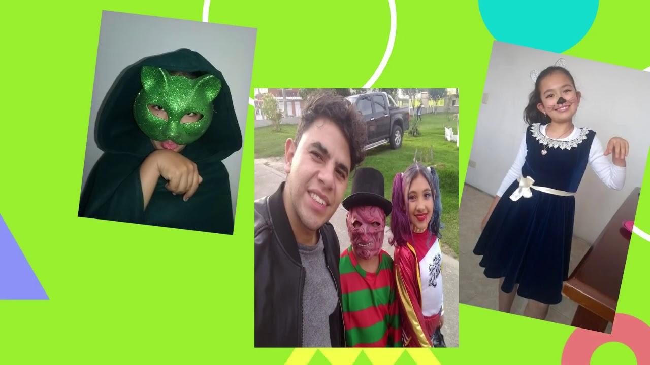 Happy Halloween - Fashion Show - Fifth Grade