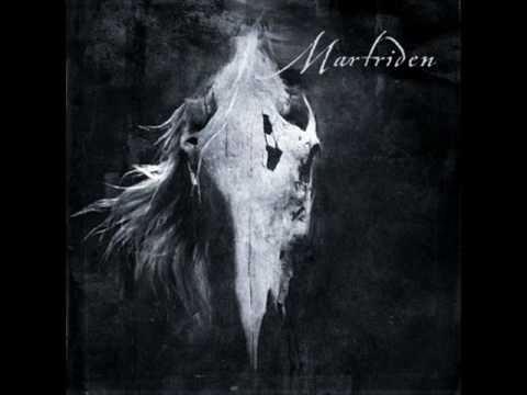 Martriden - In Death We Burn