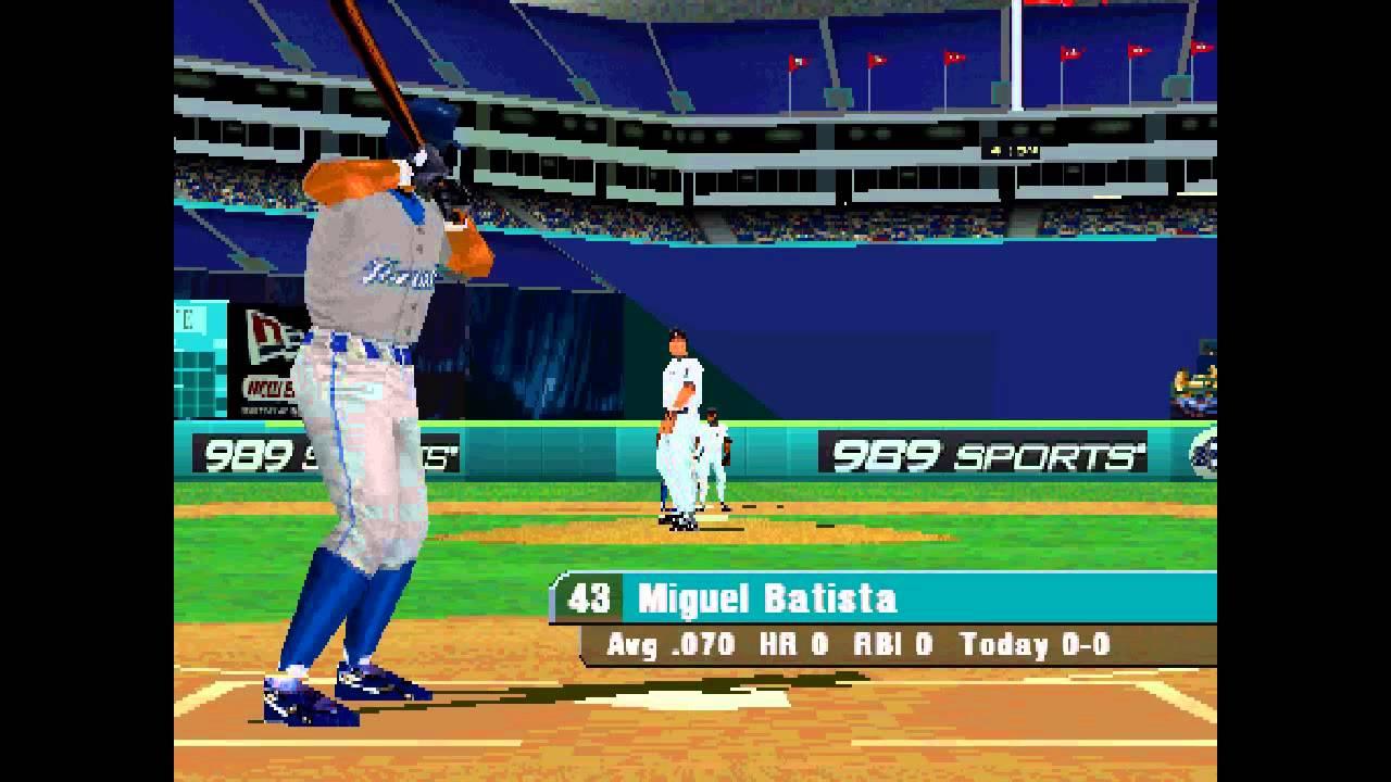 Download MLB 2005 ... (PS1) Gameplay