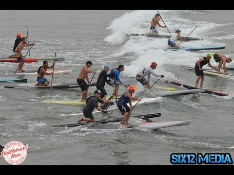 Santa Monica Pier SUP Races