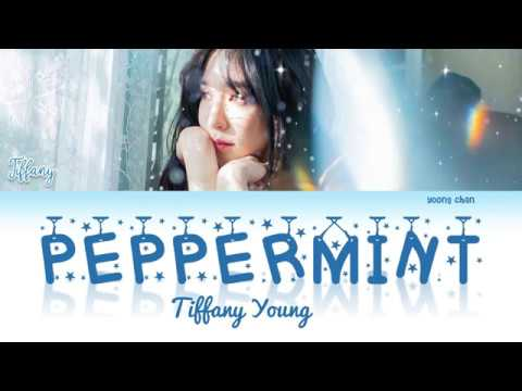 Tiffany Young - Peppermint Lyrics