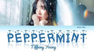 Tiffany Young - Peppermint Lyrics
