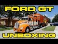 2018 Ford GT Unboxing and Delivery Orientation by Ford GT Concierge