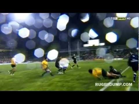 Rugby Club Plays of the Week 2012 - Round 15 & Aus vs Scotland