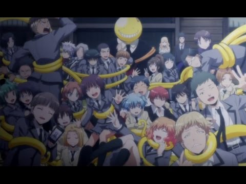 Assassination Classroom Staffel 3