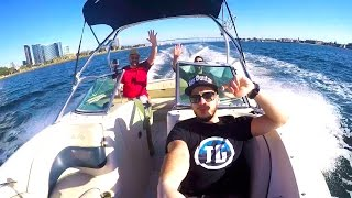 SAN DIEGO BOATING ADVENTURE! (Typical Gamer Vlog)
