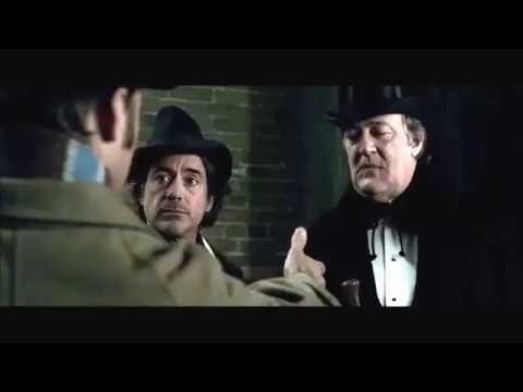 Mycroft Holmes Doesn't Shake Hands