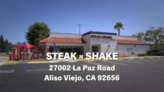 Aliso Viejo-Steak & Shake - Business of the Month