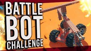 BattleBot Challenge   Trailmakers