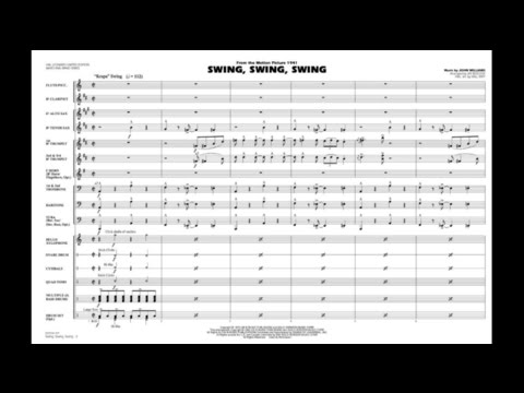 Swing, Swing, Swing by John Williams/arr. Bocook & Rapp