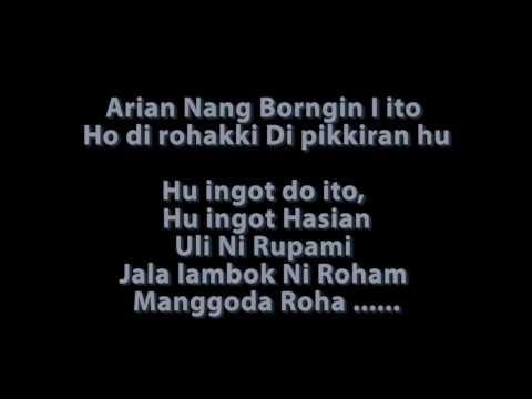 lirik lagu batak  TRIAMOR - Bunga Na Hussus