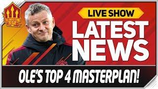 Solskjaerand39s Top 4 Plan Could Work Man Utd News