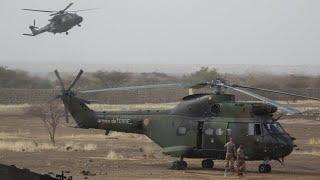 Quatre otages, dont deux Français enlevés au Bénin, libérés par l'armée française