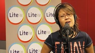 Juwita Suwito  - Belle of the Ball (Live on LiteFM)