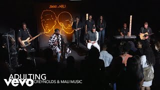 Jonathan McReynolds, Mali Muṡic - Adulting (Live Performance)
