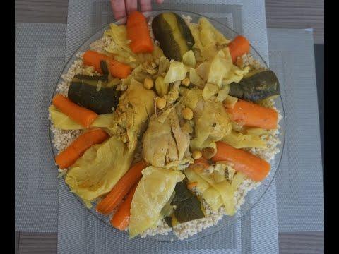 couscous-semoule-d'orge-كسكسو-بلبولة