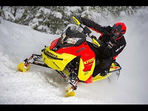 2015 Ski Doo Xrs >> 2015 Ski Doo Renegade XRS - YouTube