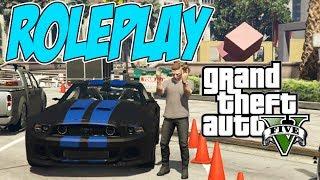 GTA V RolePlay - Barulhando Geral