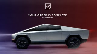HOW TO BUY A TESLA CYBER TRUCK?
