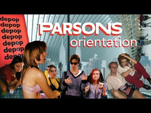 I Moved to NYC (Parsons Orientation)