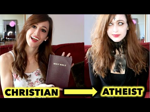 CHRISTIAN TO ATHEIST TRANSFORMATION