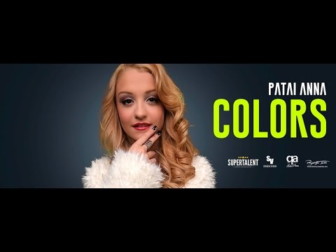 Patai Anna - Colors - EUROVISION HUNGARY 2016 music video