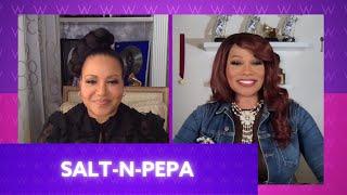 Salt-N-Pepa Biopic on Lifetime!