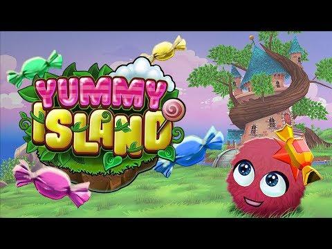 Yummy Island - Das leckere Süßigkeiten-Spiel