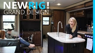 NEW RV! GRAND DESIGN REFLECTION 312BHTS | EP 90