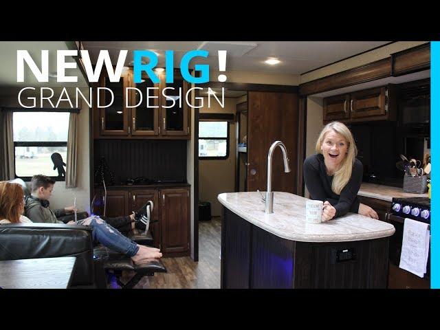 NEW RV! GRAND DESIGN REFLECTION 312BHTS | EP 90