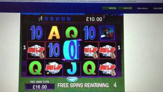 Barkin Mad Free Spins Feature on Coral Fruit Machine