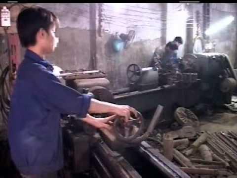 máy hút bùn, máy nạo vét bùn, nhanh khoẻ của công ty Đoàn-Trần