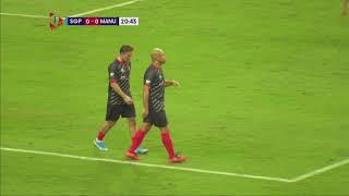 Highlights: Singapore 0-2 Manchester United - 16 November 2019