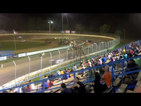 Create late models 20 lap feature race at Florence speedway 7/29/17