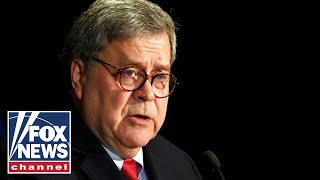 AG Barr: Crossing state lines to violently protest is a federal crime