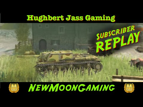 World of Tanks BLITZ - Subscriber Replay - NewMoonGaming - SU-152 Mastery