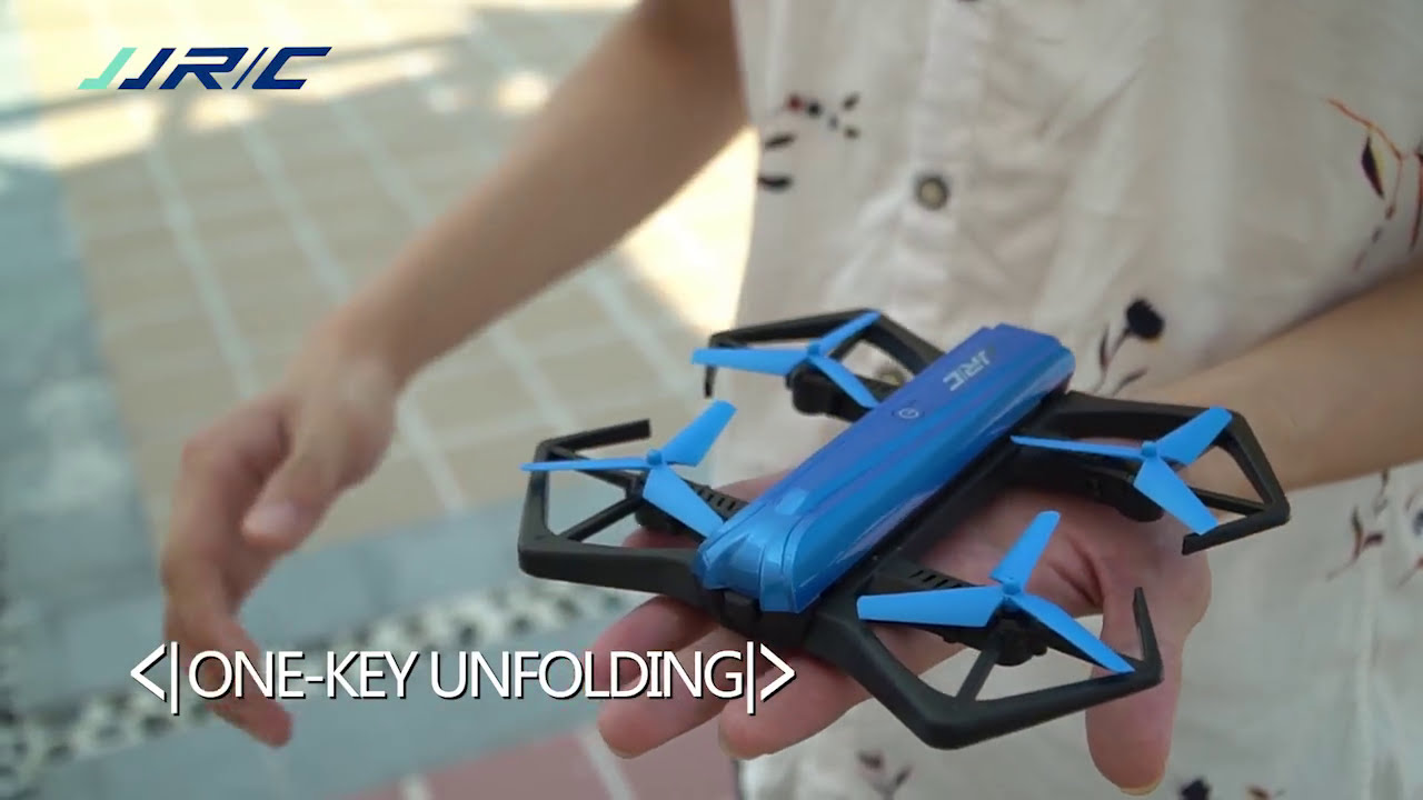 JJRC H43WH CRAB WIFI FPV Foldable RC Quadcopter картинки