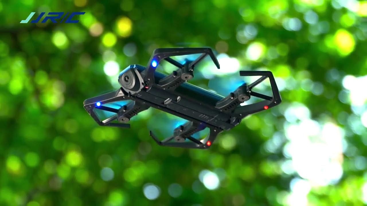 JJRC H43WH CRAB WIFI FPV Foldable RC Quadcopter фото