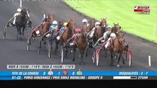 Vincennes 5 september 2015 Traders - Jos Verbeeck.