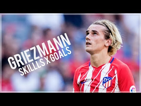 Antoine Griezmann - Crazy Goals & Skills | HD