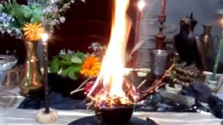 Ритуал к матери Гее, к богине Мать Сыра Земля