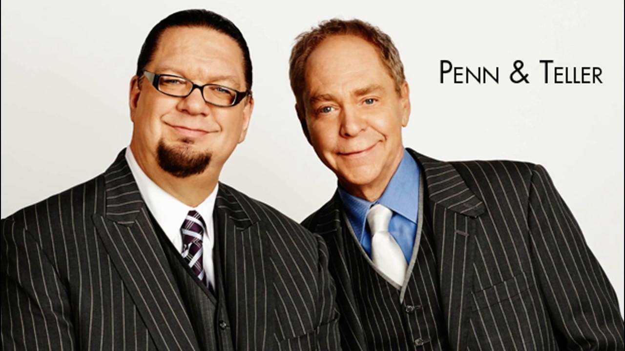 Penn And Teller Game