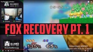 Fox Recovery is Broken