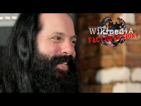 Dream Theater's John Petrucci - Wikipedia: Fact Or Fiction?