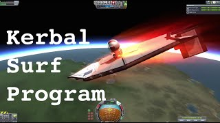 Kerbal Surf Program