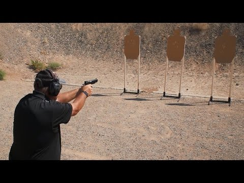 Two Ways To El Presidente - Training Tip From Springfield Armory
