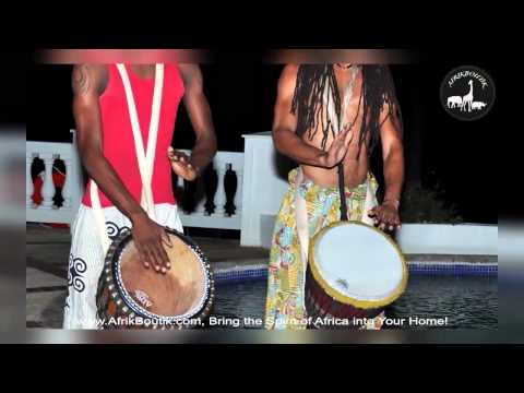 Djembe Drums in African Culture