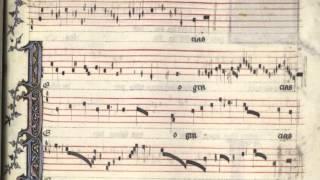 Machaut 1.0 Messe de Notre Dame Ite missa est / GB-Cccc