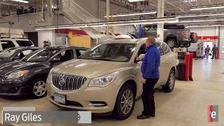 2015 Buick Enclave Leather SUV  2B180056A