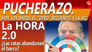 """PUCHERAZO 4M los Datos y el """"OTRO"""" recuento"""